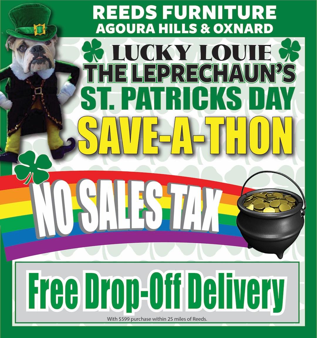 St. Patricks Day Save-A-Thon