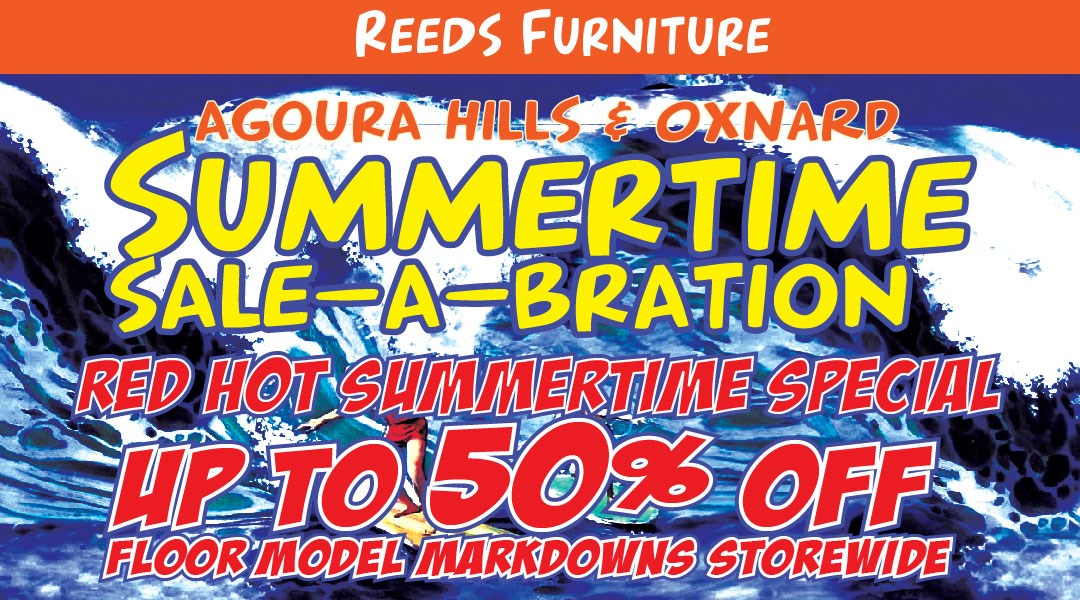 Summertime Sale-A-Bration