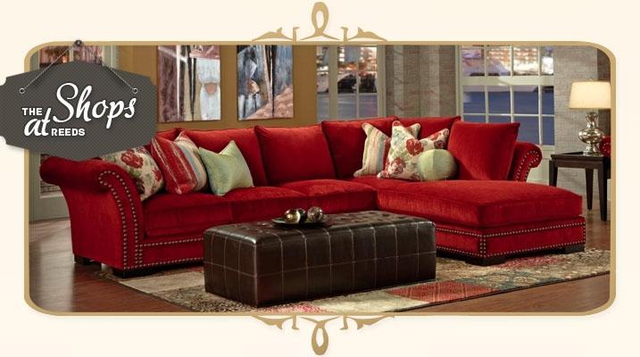 Sectionals Shop Reeds Furniture Los Angeles Thousand Oaks Simi