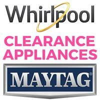 Campbellford store only - Clearance Appliances