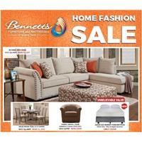 Home Fashion Sale! Sept 6 -Oct 2, 2017