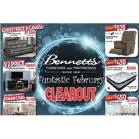 Funtastic February CLEAROUT Flyer