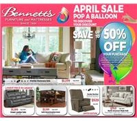 April Sale - Save up to 50% OFF!