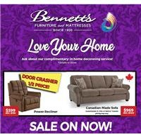 Love Your Home SALE! Flyer
