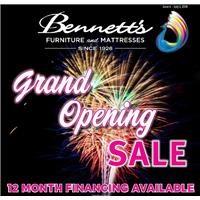 Kingston Grand Opening Sale!