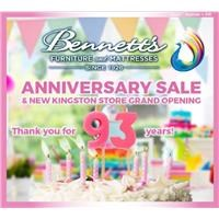 August Flyer for Kingston