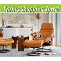 Spring Shopping Spree - March Flyer for Peterborough & Campbellford Stores