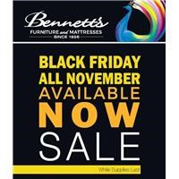 Black Friday All Month Long