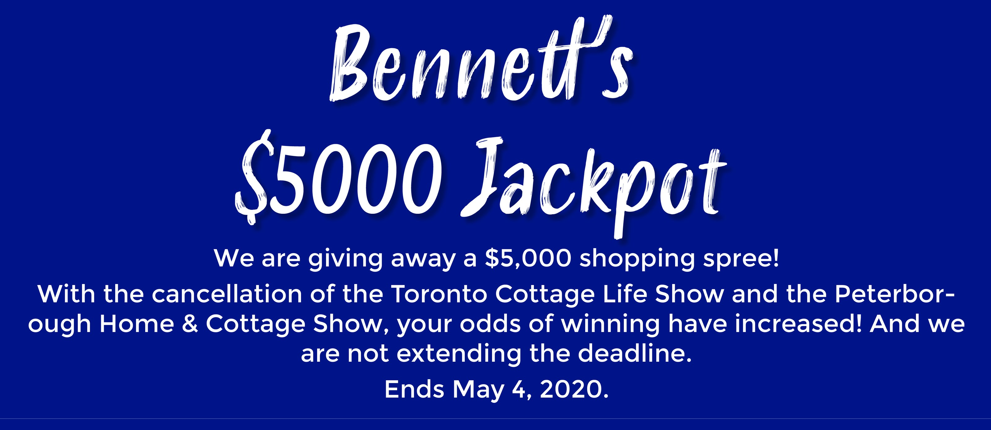 $5000 Jackpot