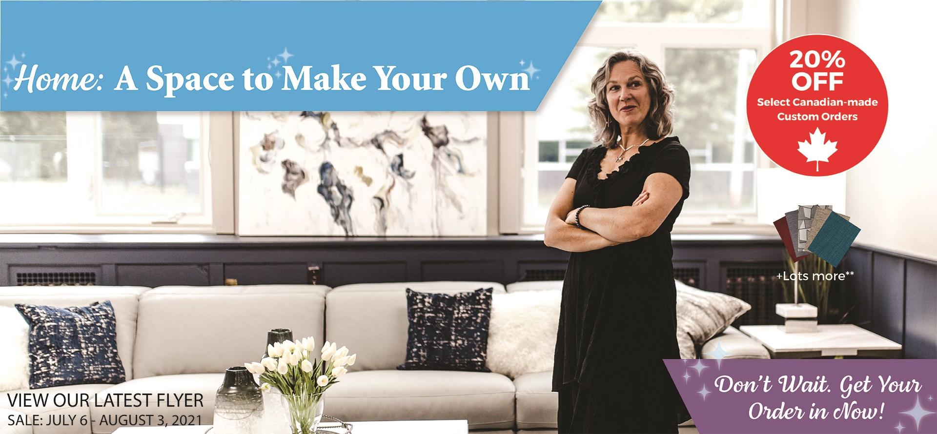Home: A Space to Make Your Own