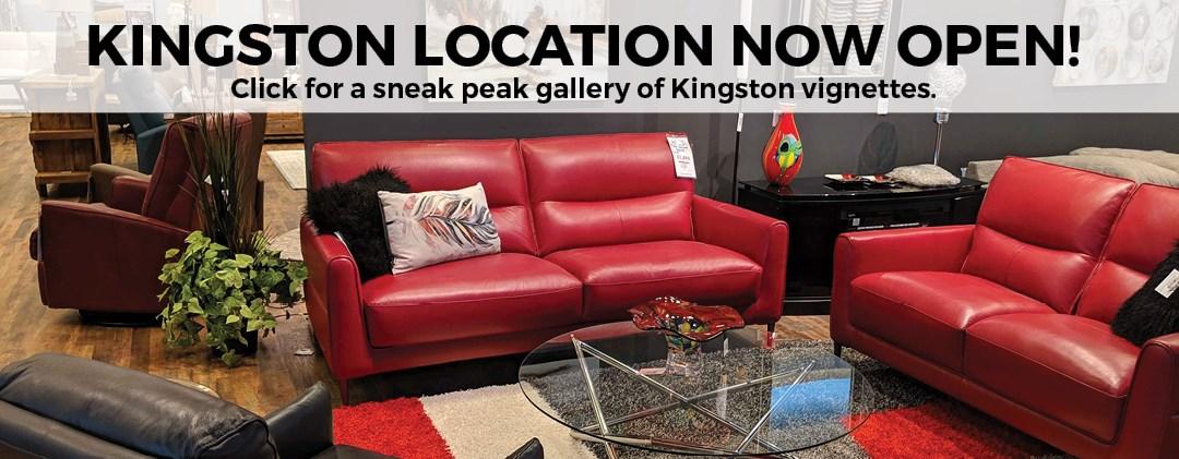 KINGSTON LOCATION NOW OPEN!