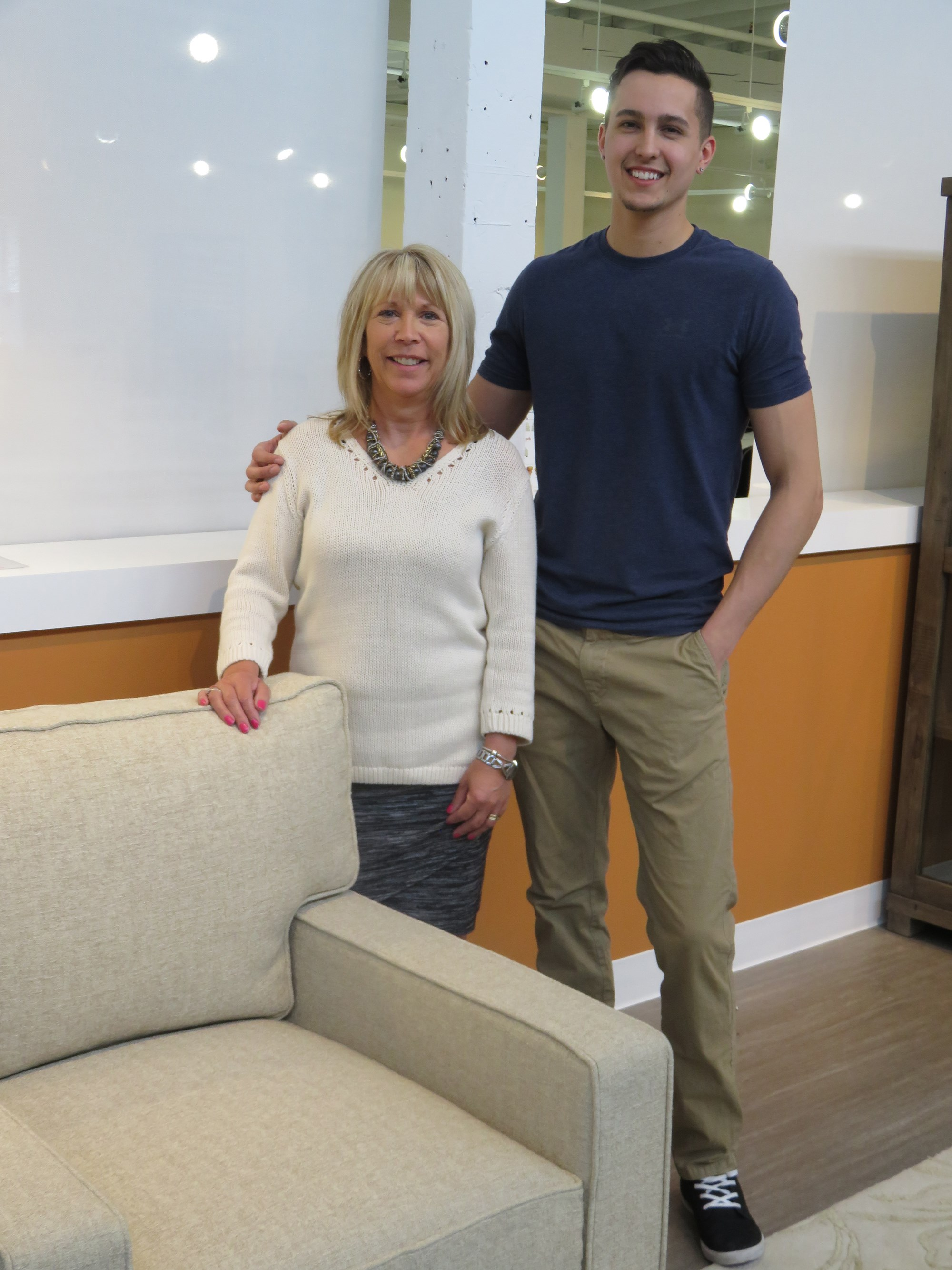 Photo Of People With Hallagan Furniture
