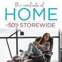 the comfort of home sale