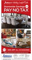 Home Comfort Sale