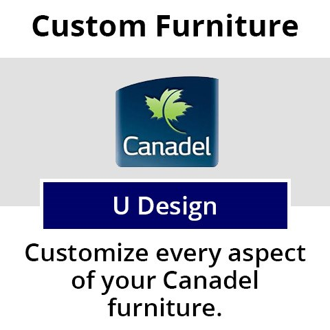 Canadel Custom Dining - Customize every aspect of your Canadel furniture.