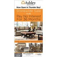 Ashley HomeStore Now Open