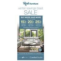 Winter Savings Blast Sale