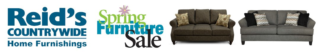 Spring Sale Reid's Countrywide