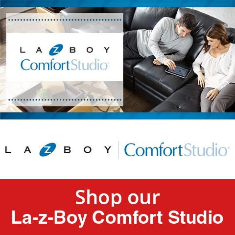 lazboy comfort studio
