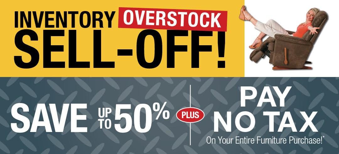 Inventory Overstock