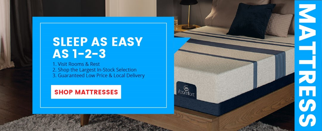 Low Price Guarantee on Mattresses | Rooms and Rest