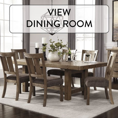Browse Dining Room Furniture at Rooms and Rest