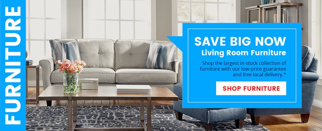 Save Big Now on Living Room Furniture. Shop Furniture