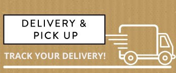 Delivery pick up information