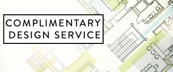 Complimentary Interior Design Service