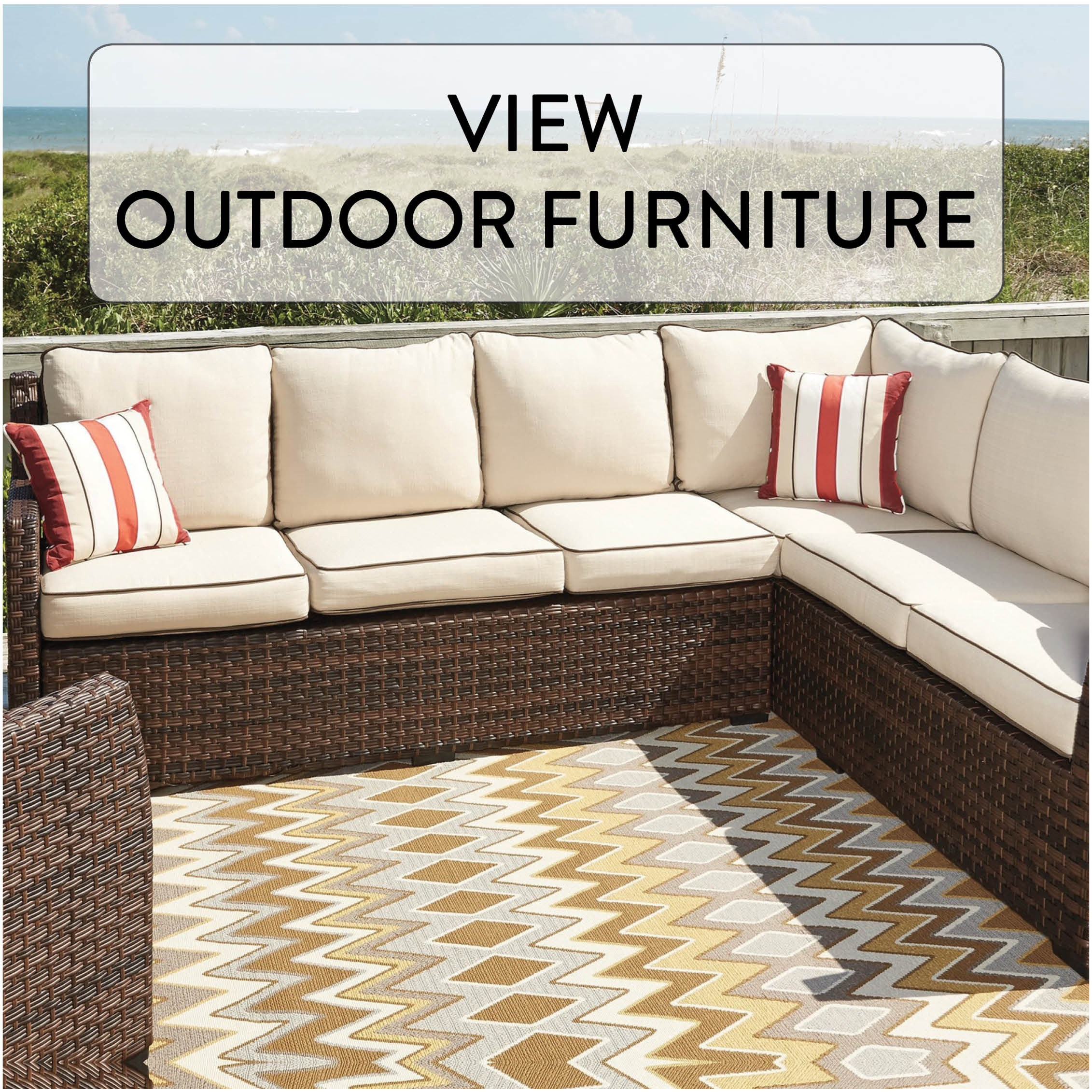 Outdoor Furniture at Rooms and Rest