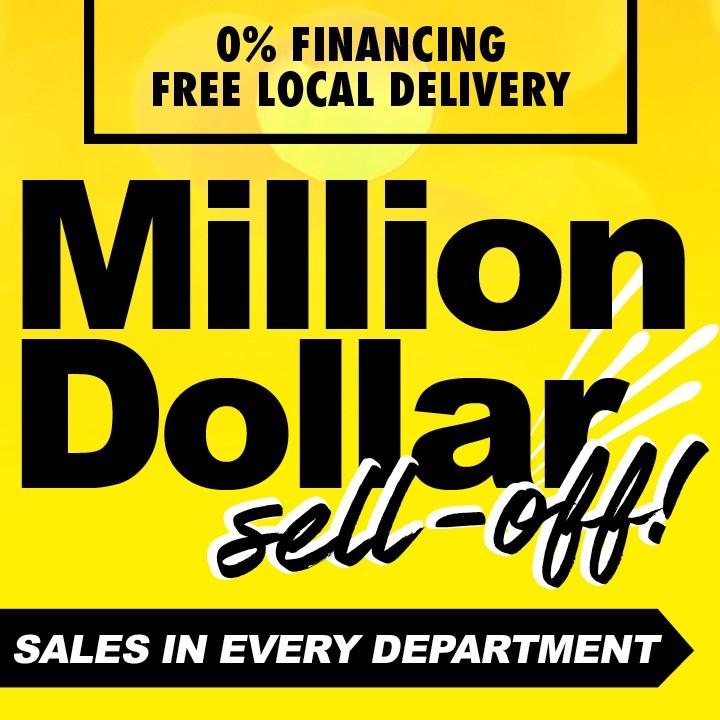 Million Dollar Sell-Off