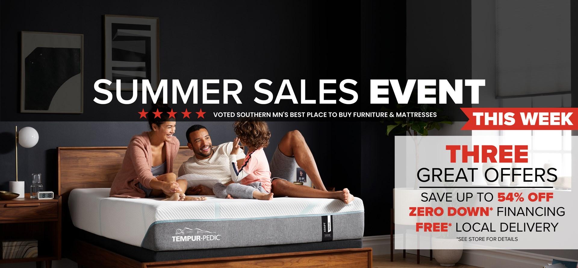 Summer Sale Event