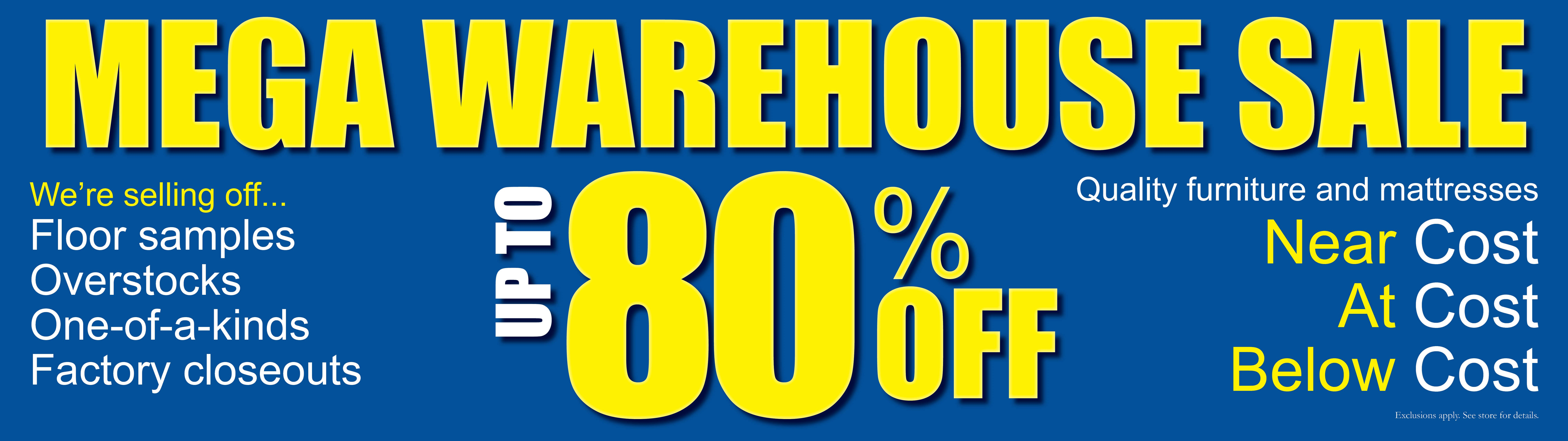 Warehouse sale, Mattress, Sale, Deal, Rooms and Rest, Furniture