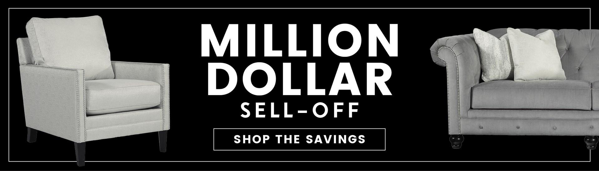 Million Dollar Selloff