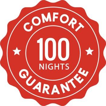 Comfort Guarantee 100 Nights