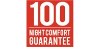 100 Night Comfort Guarantee