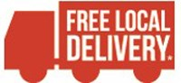 Free Local Delivery*