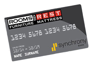 Synchrony Credit Card by Rooms & Rest
