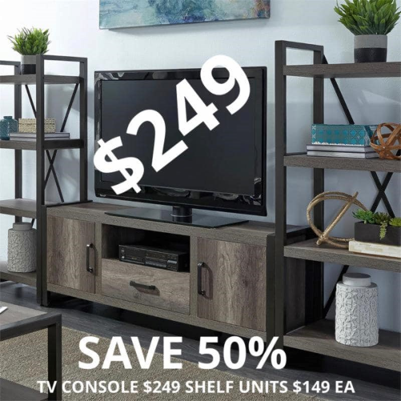 TV Console $249  Piers $149/ each