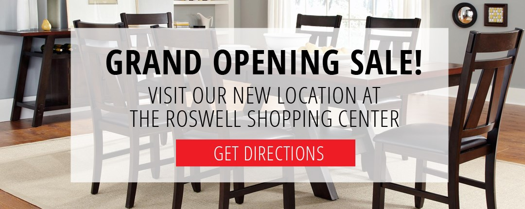Grand Opening Sale in Roswell