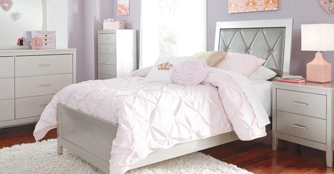 Kids Bedroom Furntiure