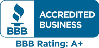 BBB Accredited Business A-plus rating