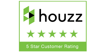 Houzz Five Star Customer Rating