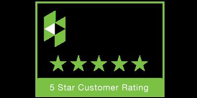 Houzz Five Star Customer Rating