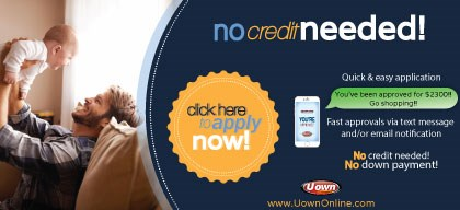 UOwn Credit Application