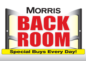 Morris Back Room's Retailer Profile
