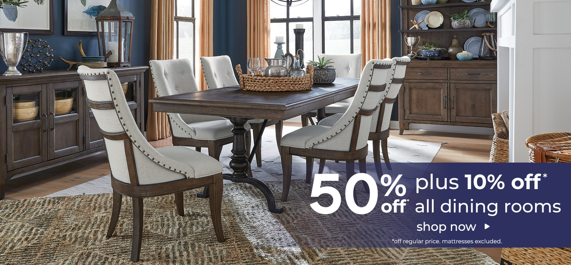 Dining Rooms at VC Furniture