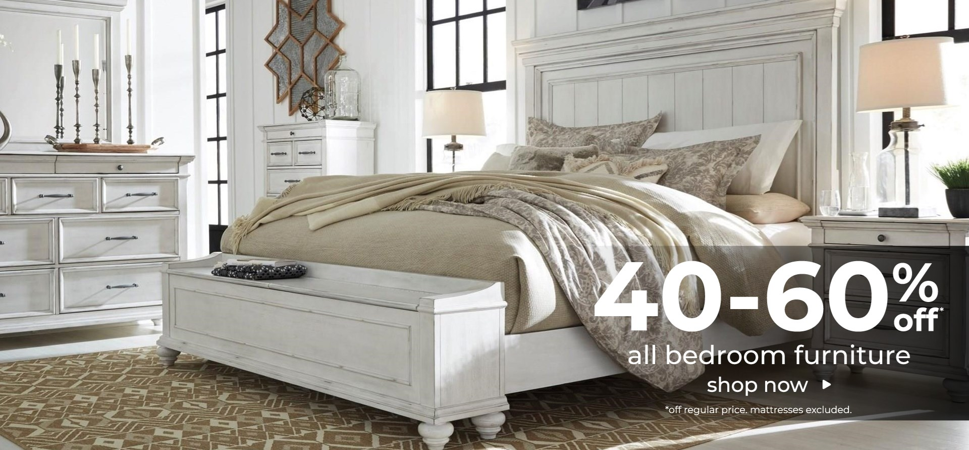 Shop all Bedroom Furniture
