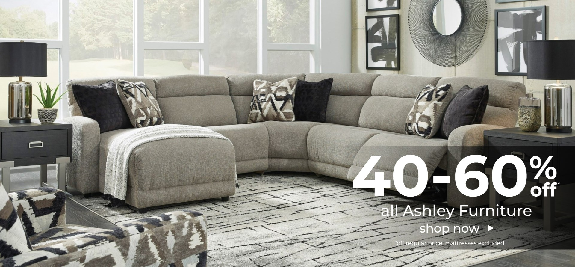 Shop all Ashley Furniture