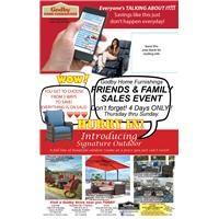 Friends & Family Flyer